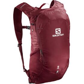 Salomon Trailblazer 10 Backpack red